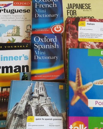 Textes en langues étrangères